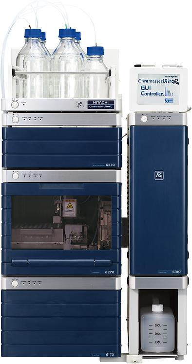 UHPLC / ChromasterUltra Rs / Hitachi-VWR