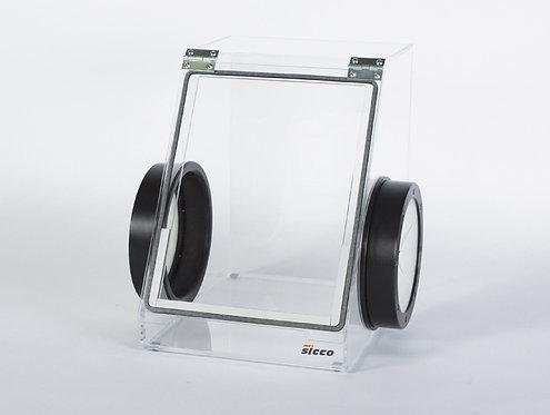 SICCO Mini-Handschuhbox, PMMA / V1705-08 / SICCO
