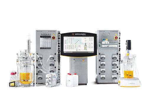 Benchtop Bioreactors / BIOSTAT® B-DCU / Sartorius