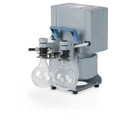 Chemistry diaphragm pumps and -pumping systems / ME 8C NT +2AK / Vacuubrand