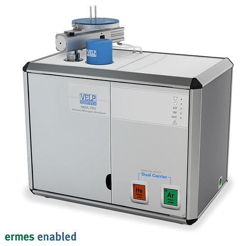 Dual Carrier Gas Dumas Nitrogen Analyzer / NDA 702 / Velp