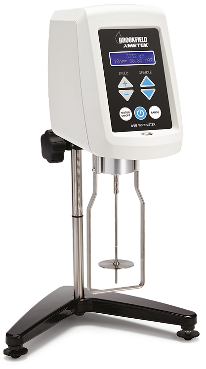 Laboratory Viscometer / DVE Low Cost Digital Viscometer / Brookfield