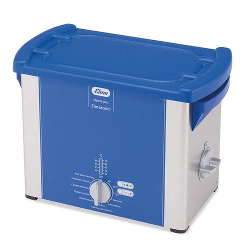 Ultrasonic Cleaner Sonicator / Elmasonic Denta Pro / Elma