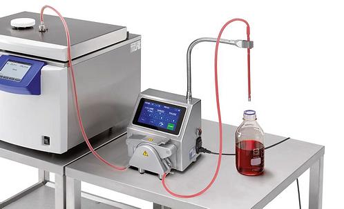Mediapump - peristaltic pump / Systec