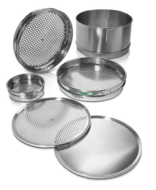 Diamond Sieves / Endecotts
