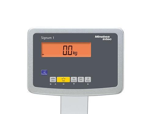 Weight indicator / Signum® 1 / Minebea Intec