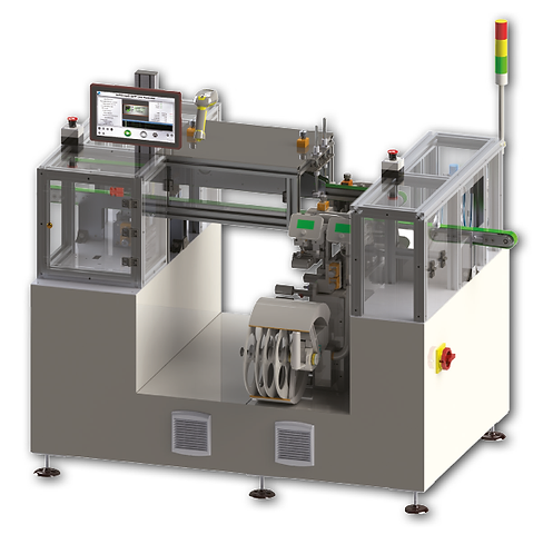 Serialization and Tamper evident machine (STE) / SoftGroup