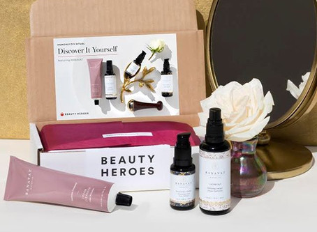 January Beauty Heroes Discovery