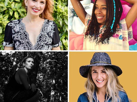 Meet Spring's Sacred Beauty Collective Experts