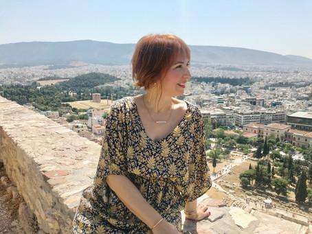 My Week as a Greek Goddess