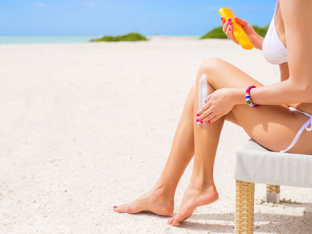 Beauty Experts' Healthy Sunscreens