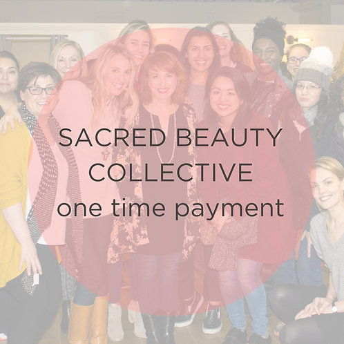 Sacred Beauty Collective/ Pay in Full