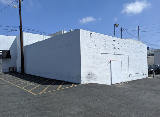 New mural matchup opportunity with Stray Angel Films in West LA