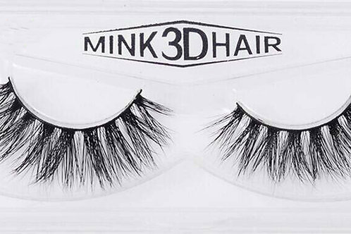 The Love Collection 3D Mink Lashes | Flirtatious
