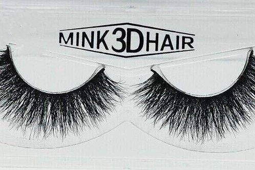 The Love Collection 3D Mink Lashes |  Blackouts