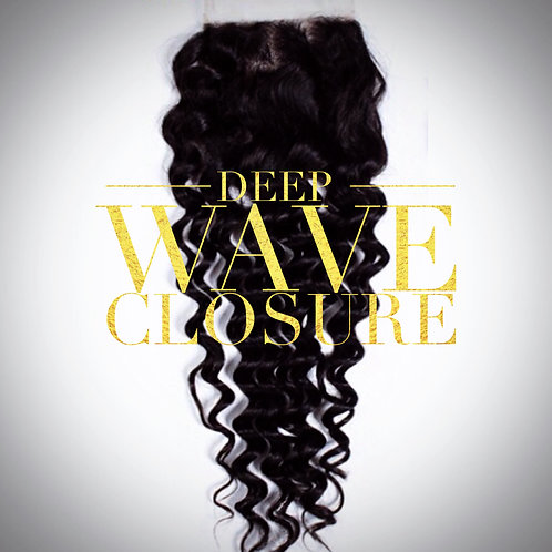 Brazilian Mink Deep Wave Closure
