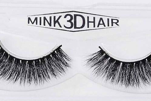 The Love Collection 3D Mink Lashes | Naturah