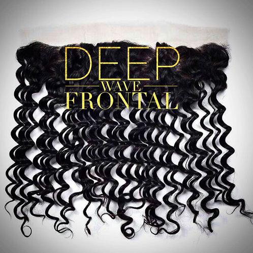 Brazilian Mink Deep Wave Frontal