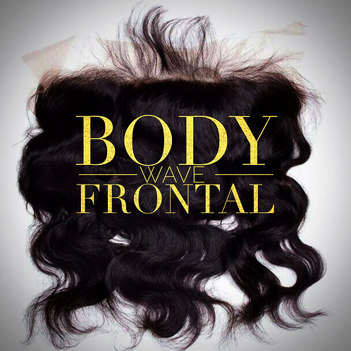 Brazilian Mink Body Wave Frontal