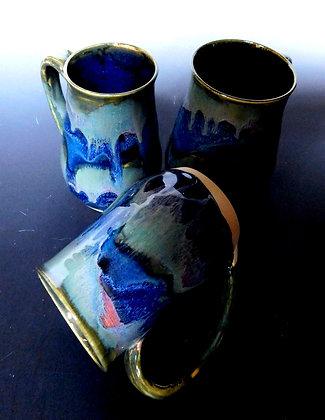 ocean wave mugs