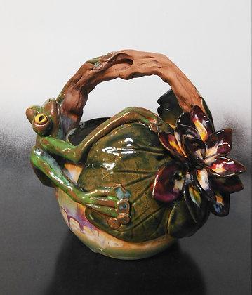 Frog Basket