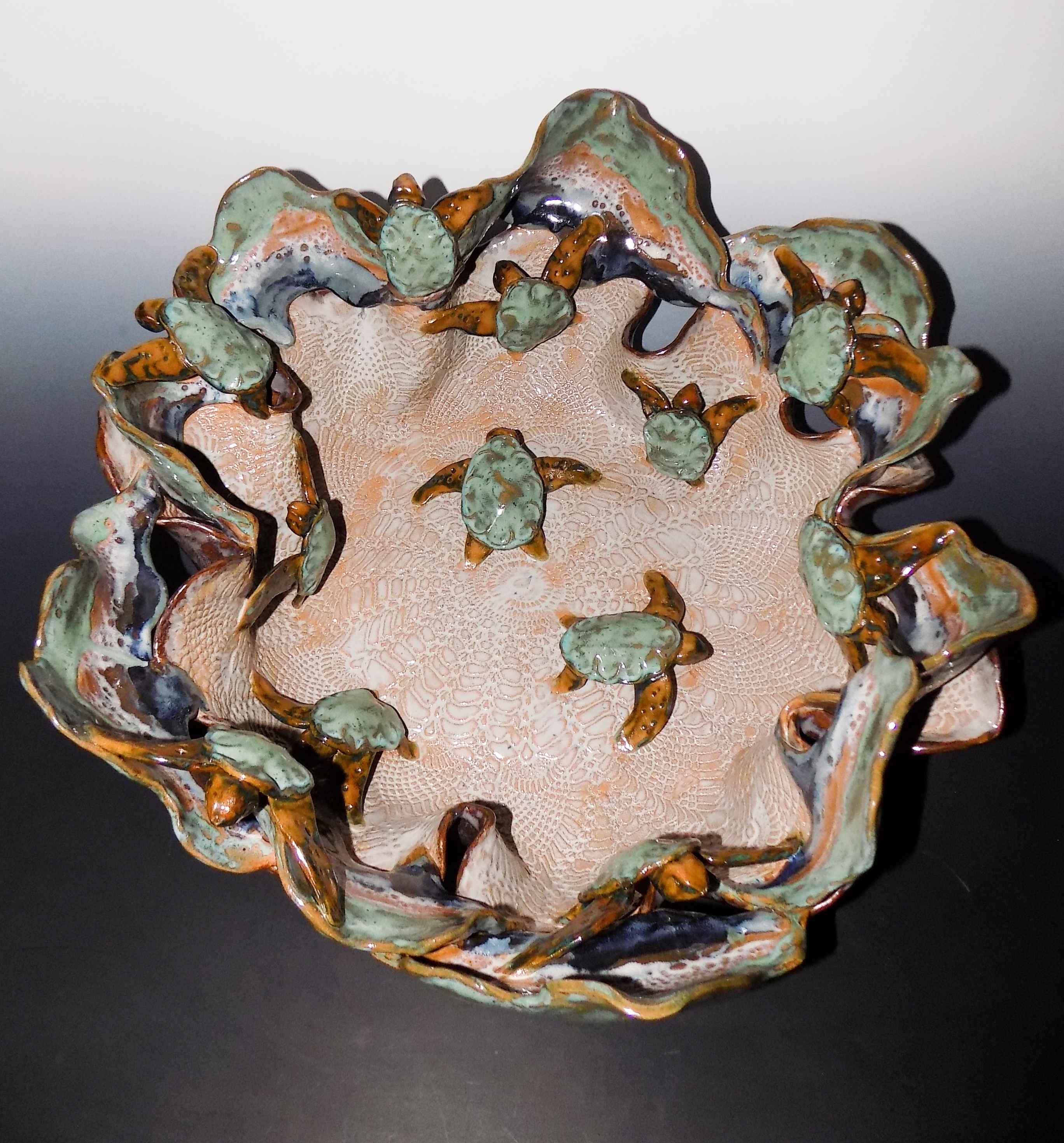 baby turtle bowl
