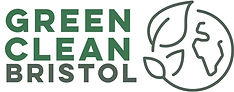 Green Clean Bristol House Cleaners Logo