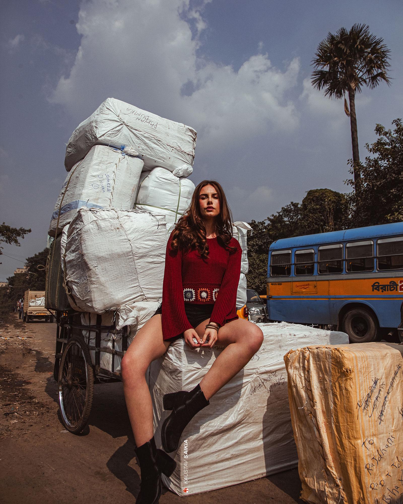 Laya. Kolkata. 2018