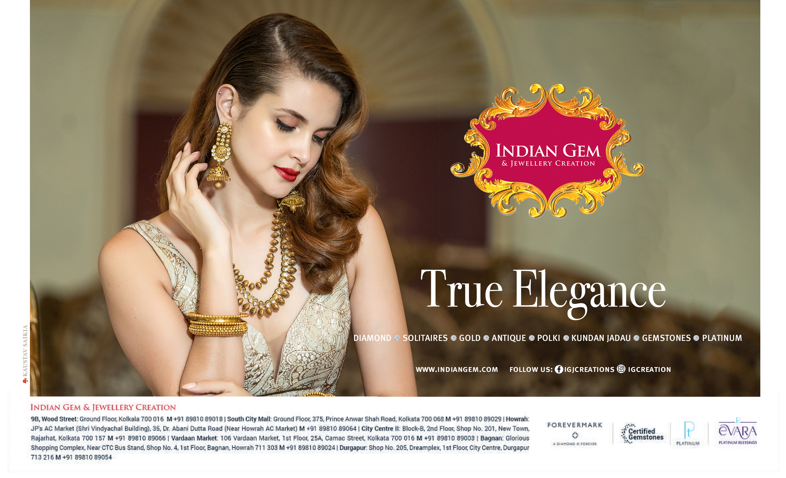 Indian Gem & Jewellery 2019