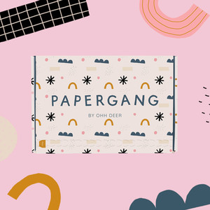 Papergang March 2020 box