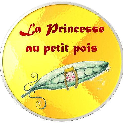 La Princesse au petit pois (MP3)