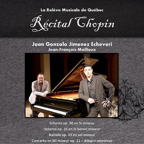 Récital Chopin (DVD)