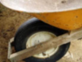 yard help wheelbarrow