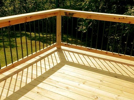 yard help deck restoration