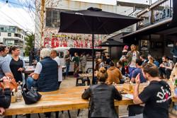 big shot mobile bar cafe event citroen h
