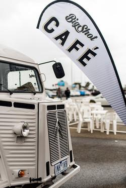 big shot mobile cafe event citroen h van