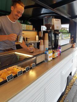 big shot mobile cafe citroen h van inter