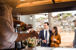 big shot mobile wedding bar barn citroen