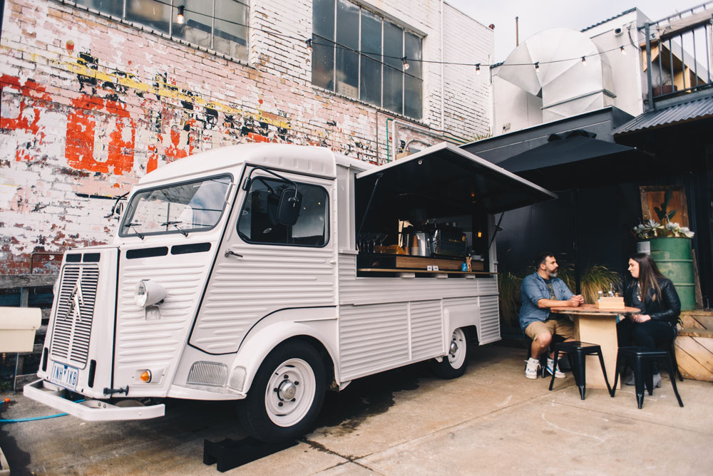 big shot mobile bar cafe event citroen h