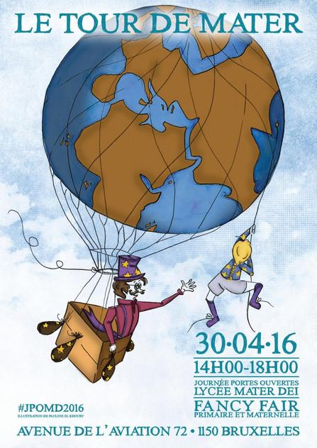 Journée Portes Ouvertes 2016