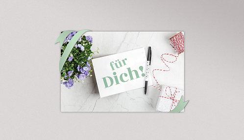 """Gutschein Workshop """"Nachhaltige Geschenke"""""""