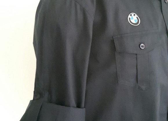 Camicia Uomo manica lunga