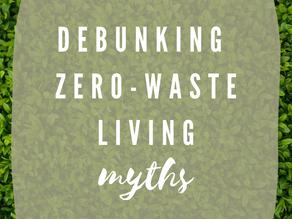Zero Waste Myths DEBUNKED | Tips On A Gradual Switch To Zero Waste Lifestyle