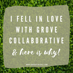 Grove Collaborative   All Eco-Friendly Products - My MUST HAVE products!