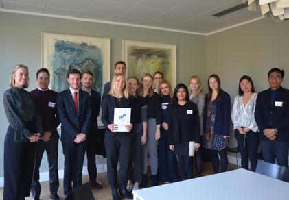 Embassy of Denmark - 21 November 2019