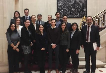 Embassy of Brazil - 10 December 2018
