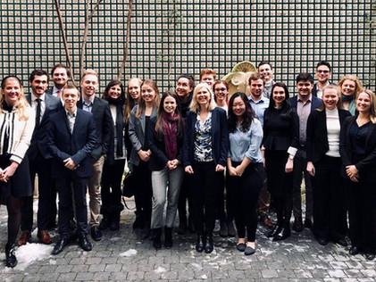 Royal Norwegian Embassy - 9 February 2018