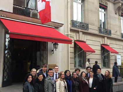 Canadian Embassy - 21 November 2016