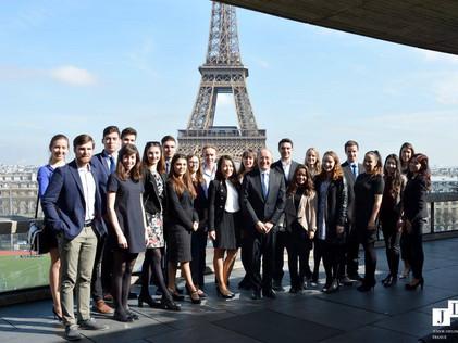Paris Hub - March 2017