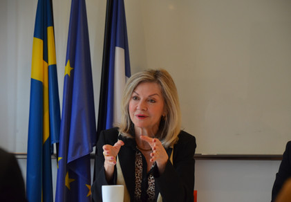Embassy of Sweden: Women in Diplomacy - 5 December 2019
